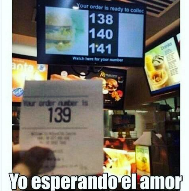 meme yo en el amor