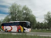 Mod Bus Scorking MH Co Agus Cahyono Euro Truck Simulator 2