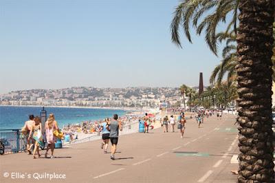 Nice Côte d'Azur France Promenade des Anglais
