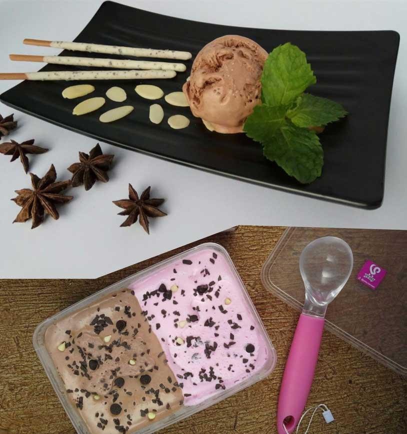 kursus membuat ice cream