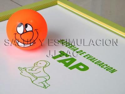 pelota plastico de bateria tap