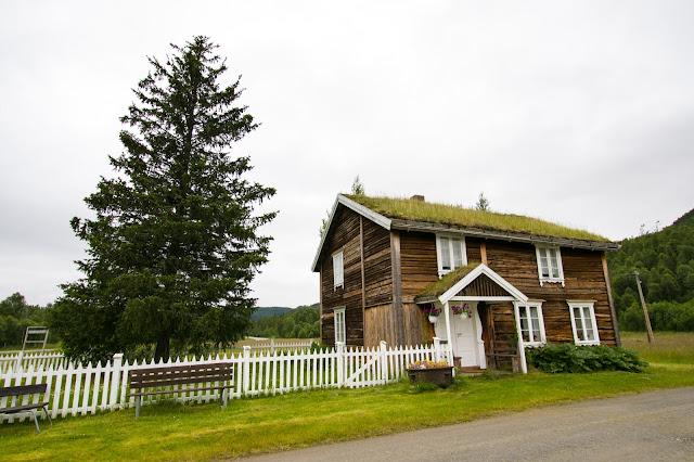 Casa tipica-Isoe Lofoten