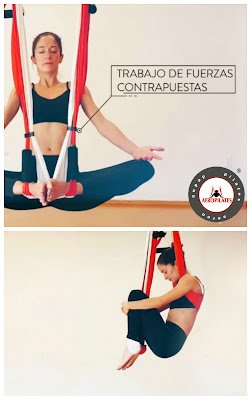 balanço yoga