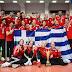 Κατέκτησαν το ευρωπαϊκό μέσα στην Τουρκία τα κορίτσια του Ολυμπιακού