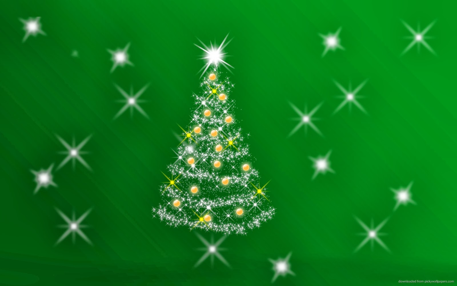 Green Christmas Background HD Wallpaper - HD Wallpapers Blog
