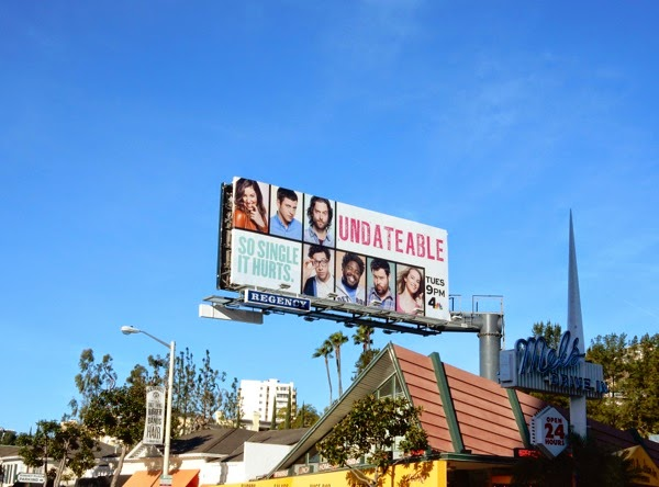 Undateable season 2 billboard