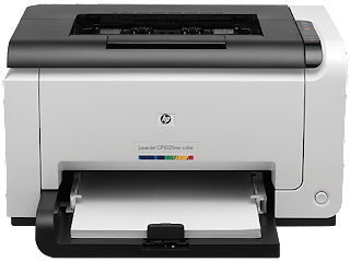 Download HP LaserJet Pro CP1025nw drivers