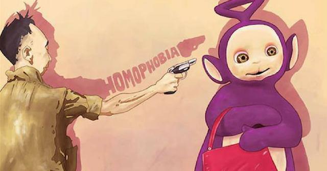 Como denunciar a Homofobia por Andre Kummer