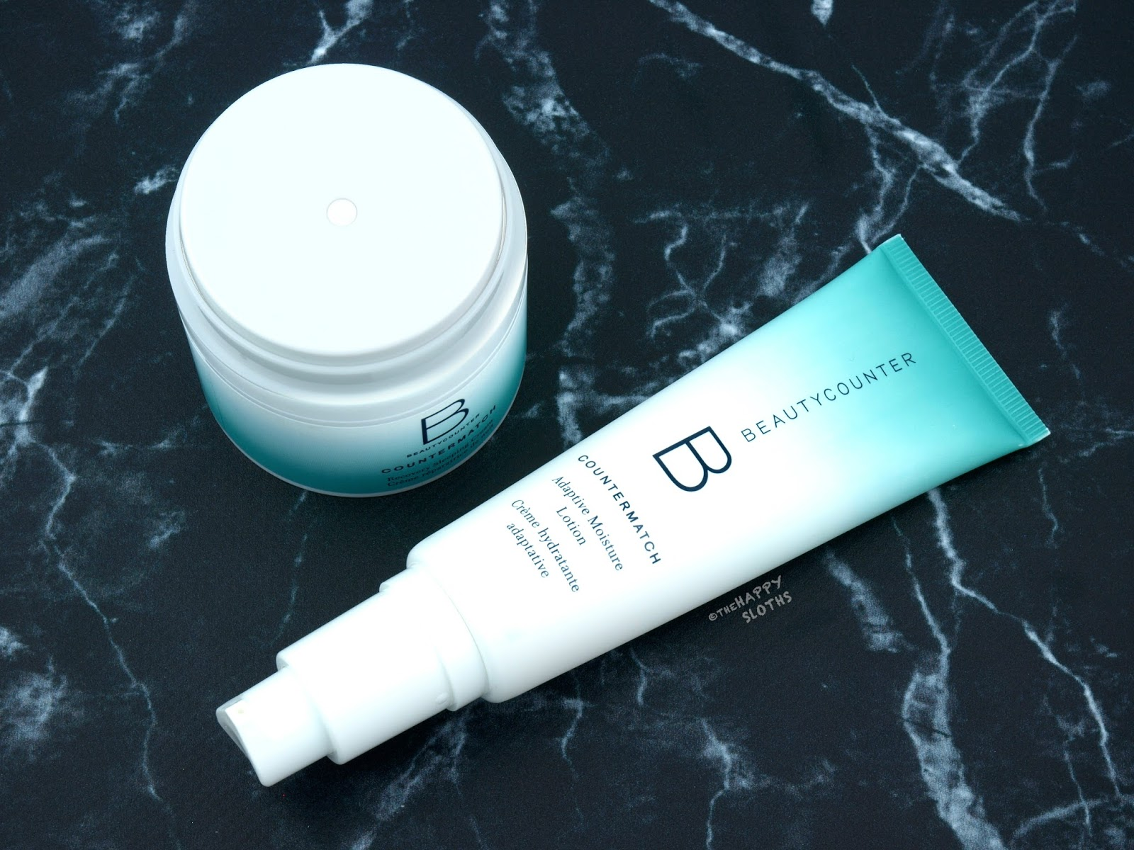 Beautycounter | Countermatch Recovery Sleeping Cream & Adaptive Moisture Lotion: Review