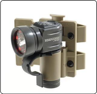 Tomahawk NV Tactical Flashlight