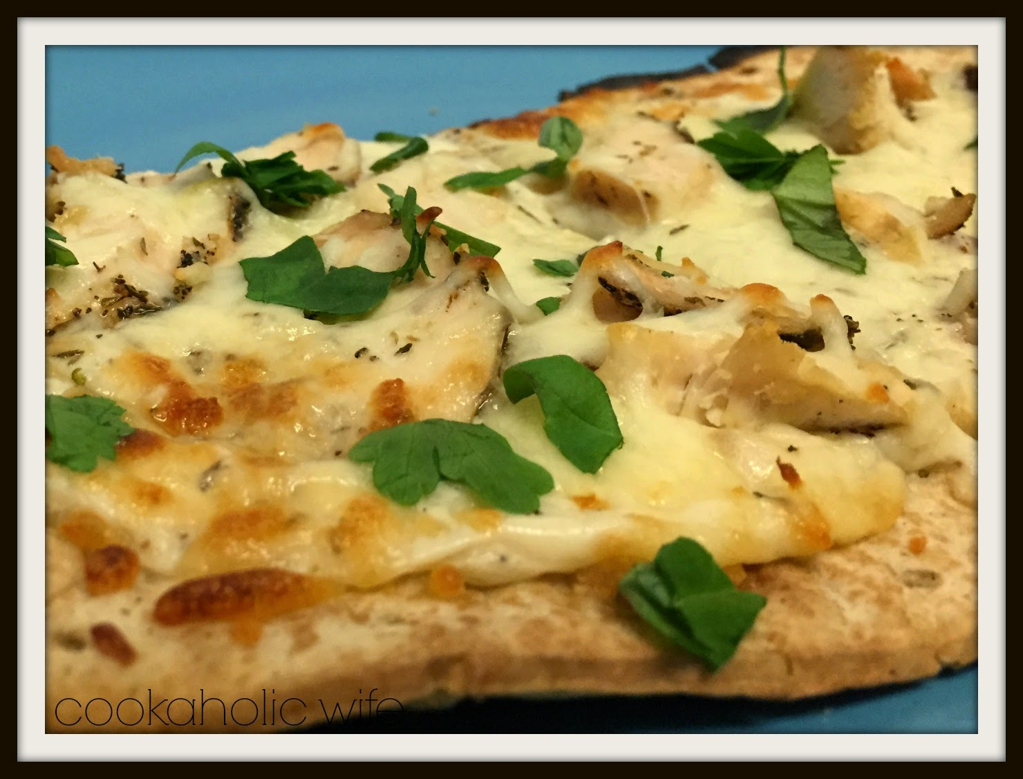 Cookaholic Wife: What's Baking: Chicken and Herb White ...