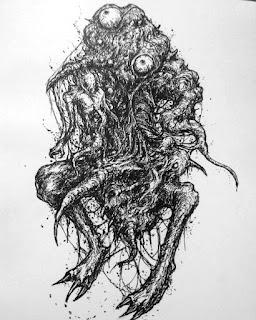 Illustration Original artwork on paper 210 x 297 milimeters