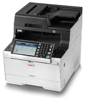 Oki MC573dn Printer Drivers Download