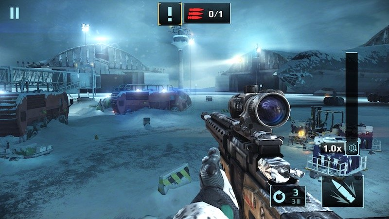Sniper Fury best shooter game MOD APK