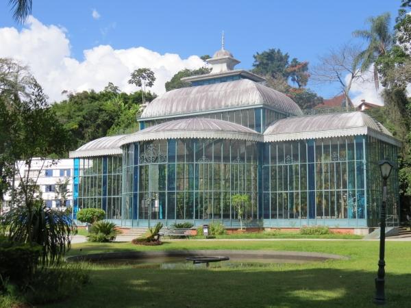 Palácio de Cristal, Petrópolis