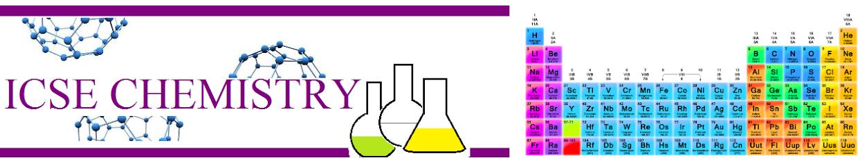 Icse Chemistry
