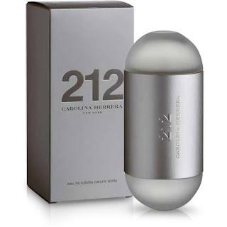 Perfume Carolina Herrera 212