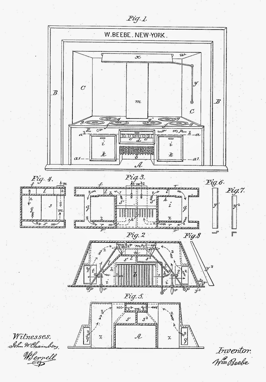 A Stove Less Ordinary New York City Stove Inventors