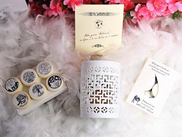 avis Le Coffret Cadeau Pachamama de Latitude Nature, blog bougie, blog parfum, blog beauté