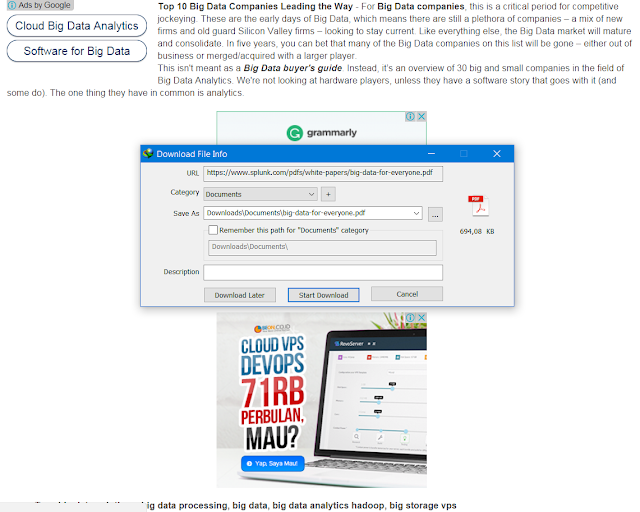 How to download whitepaper or download file at 401xd.download