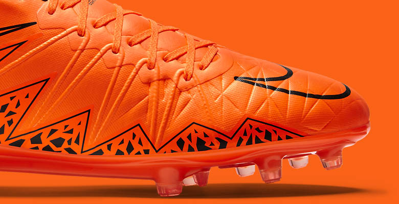 7e91ceb35d ... low price the new orange nike hypervenom phinish 2015 soccer cleats are  the low cut version