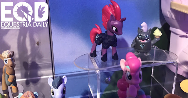 Guardians of Harmony My Little Pony Toy Fair 2017