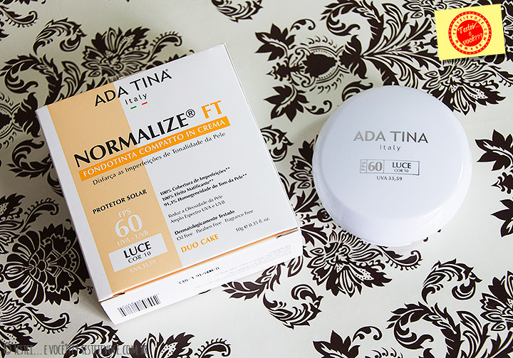 Duo Cake Normalize FT Compatto (Luce) – Ada Tina