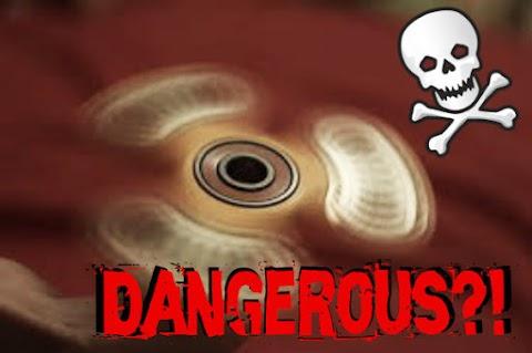 The Dangers of Fidget Spinners