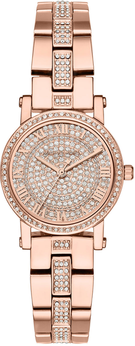 Michael Kors Petite Norie Rose-Golden Bracelet Watch