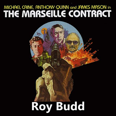 The Marseille Contract Soundtrack Roy Budd