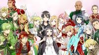Review Anime: Sword Art Online