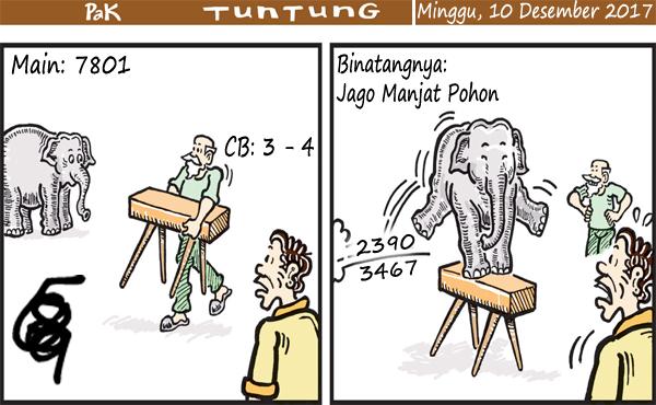 Prediksi Gambar Pak Tuntung Minggu 10 12 2017