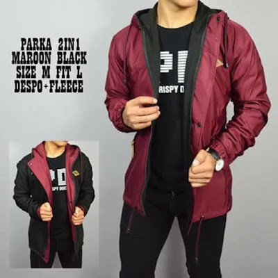 jaket bomber couple murah