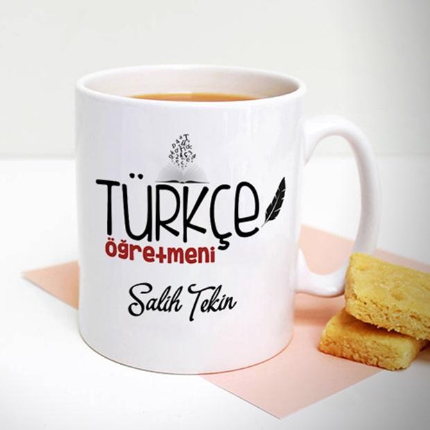 türkçe öğretmeni için hediye