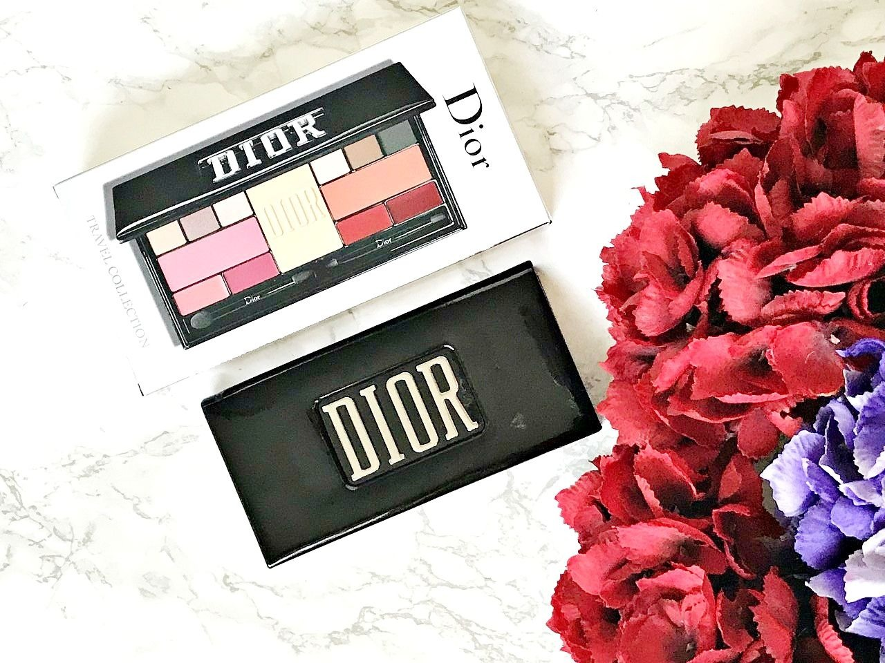 Ultra Dior Couture Palette Colours of Fashion review