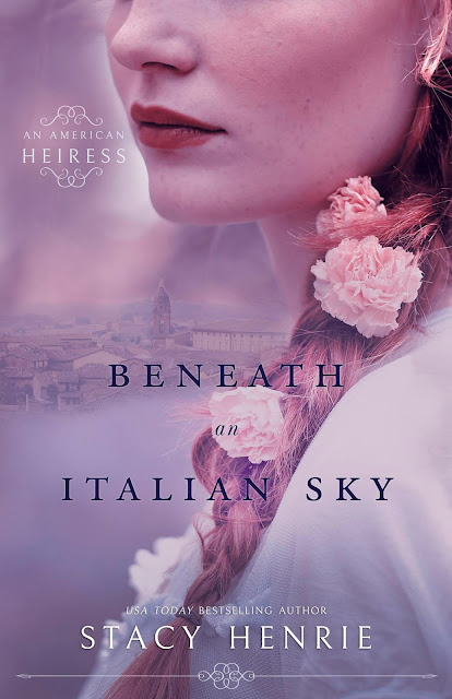 Cover Reveal: Beneath an Italian Sky by Stacy Henrie