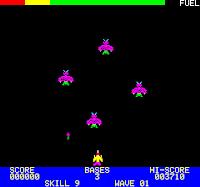 Captura de pantalla del juego Xenon 1