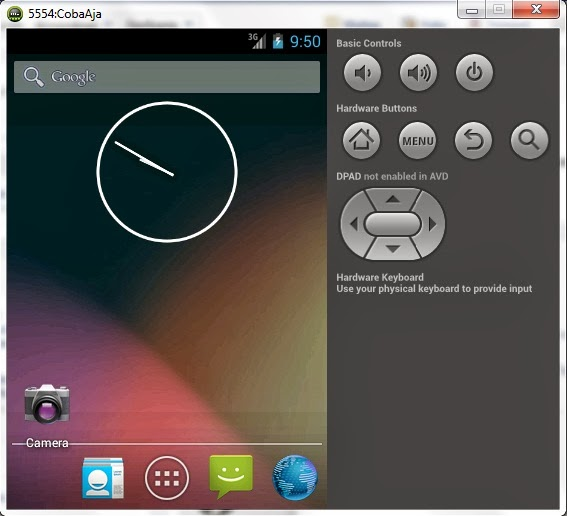 Instalasi Eclipse Android Developer Tools (ADT)