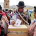 Bolivians are voting in a referendum