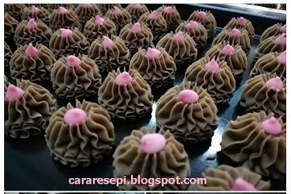 Resepi Biskut Nestum Coklat Sukatan Cawan
