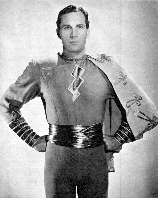 Tom Tyler in The Adventures of Captain Marvel (1941)