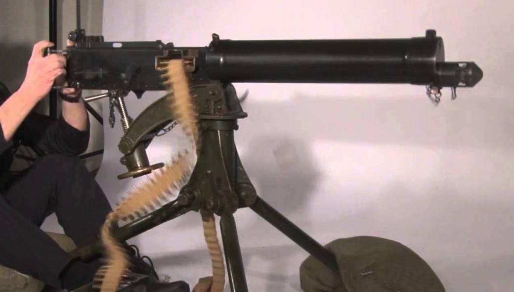 Κύπρος: Έκλεψαν υδρόψυκτο πολυβόλο Vickers από στρατόπεδο της Εθνικής Φρουράς