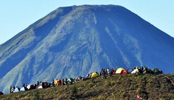 Tempat Wisata Wonosobo - Gunung Prau