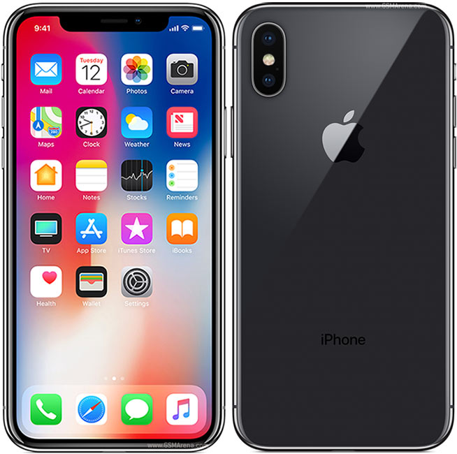 IPhone X or IPhone 10 vs Huawei P20