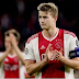 Matthijs de Ligt hints he would favour Barcelona move ahead of Manchester United