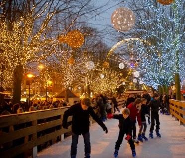 10 Kota dengan Suasana Perayaan Natal Paling Meriah