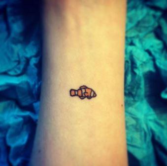 Gambar Tatto Ikan 6