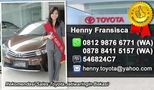 Toyota Jatiwaringin Bekasi