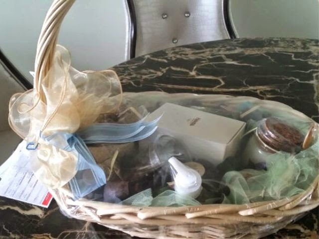 flenco gift basket alex