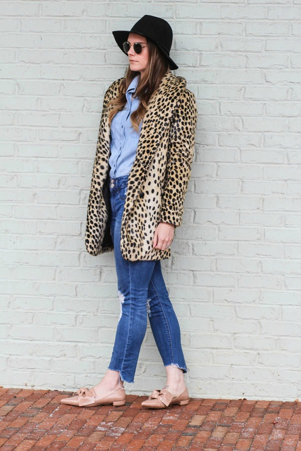 Winter Style-Leopard Coats